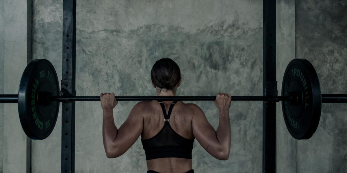power rack title image