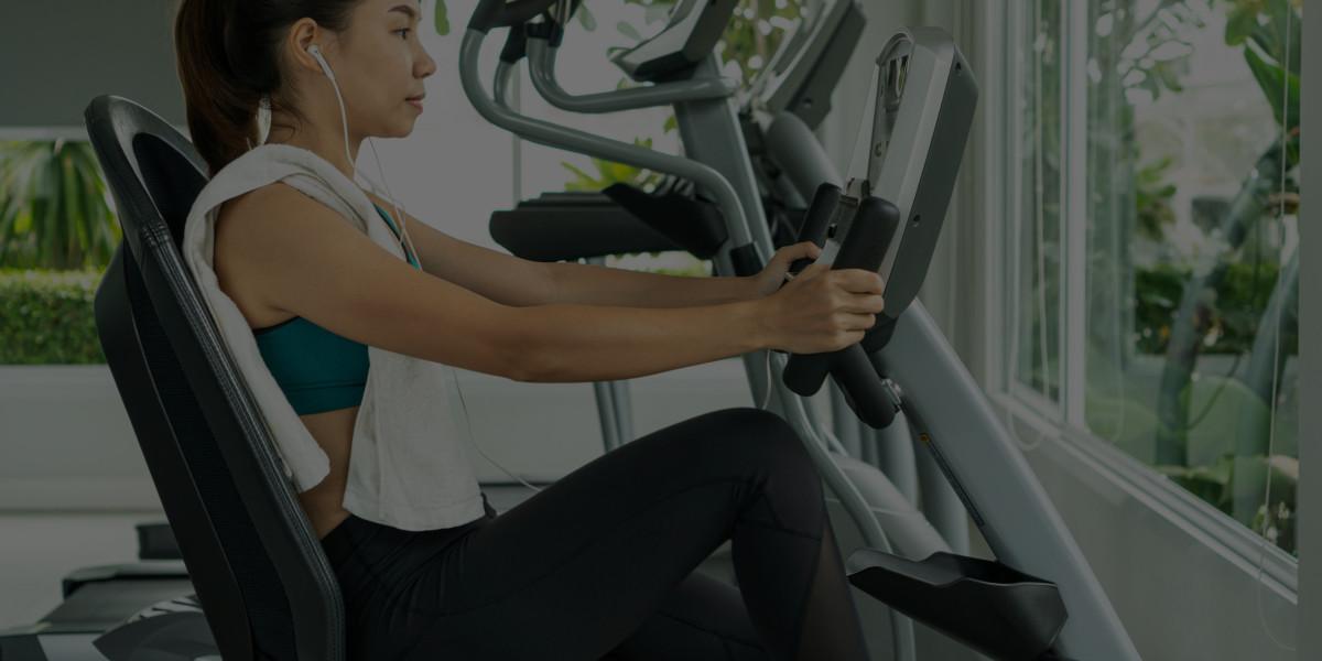 recumbent exercise bike header