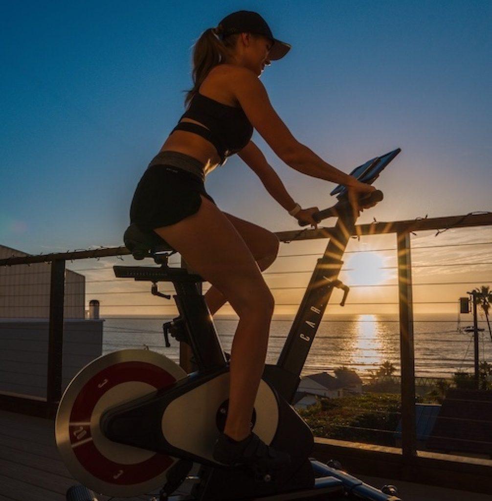 carol spin bike