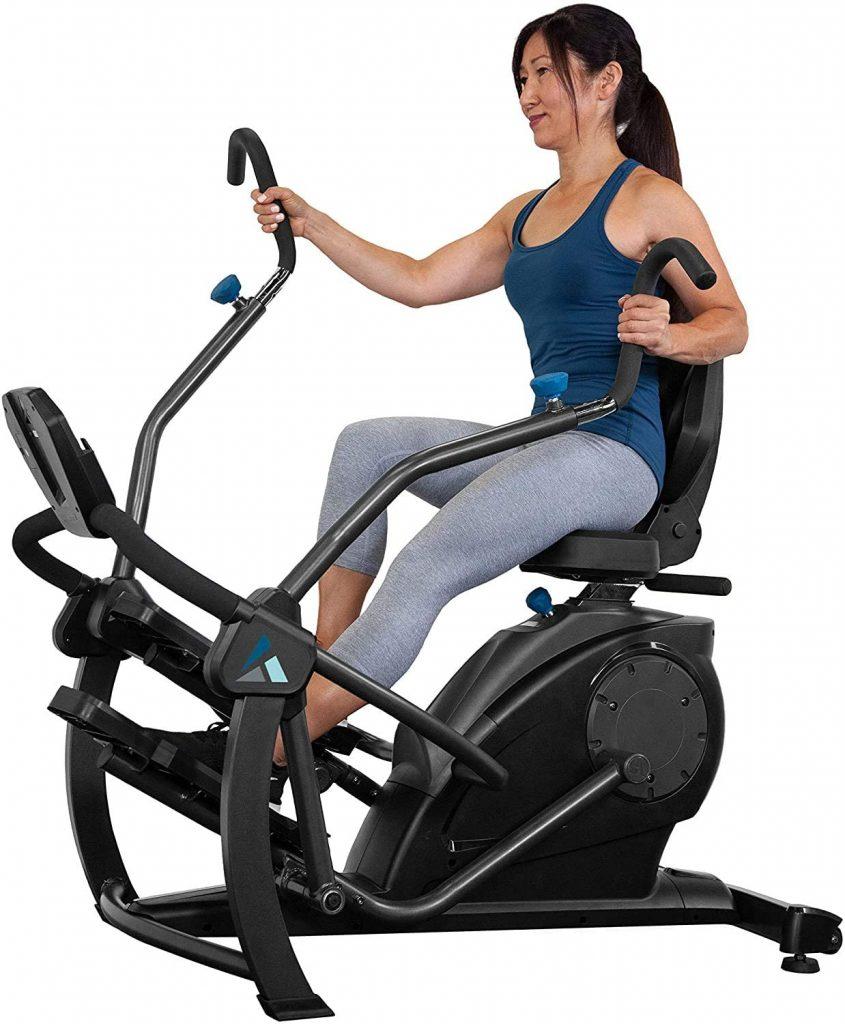 teeter freestep recumbent elliptical
