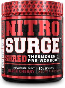 NitroSurge Pre-workout